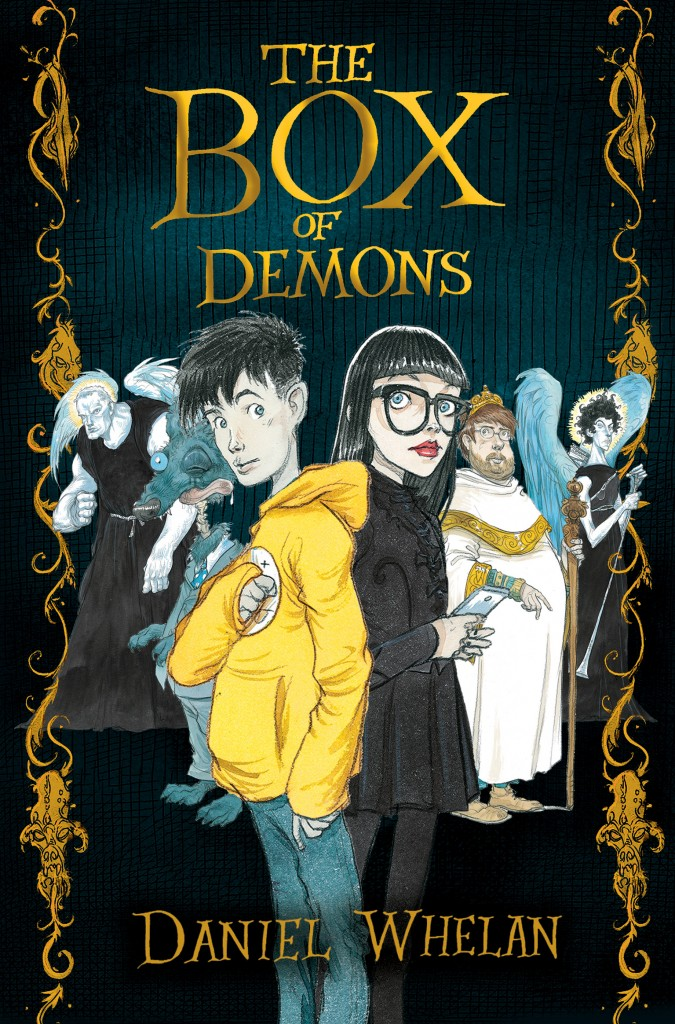 The Box of Demons paperback cover